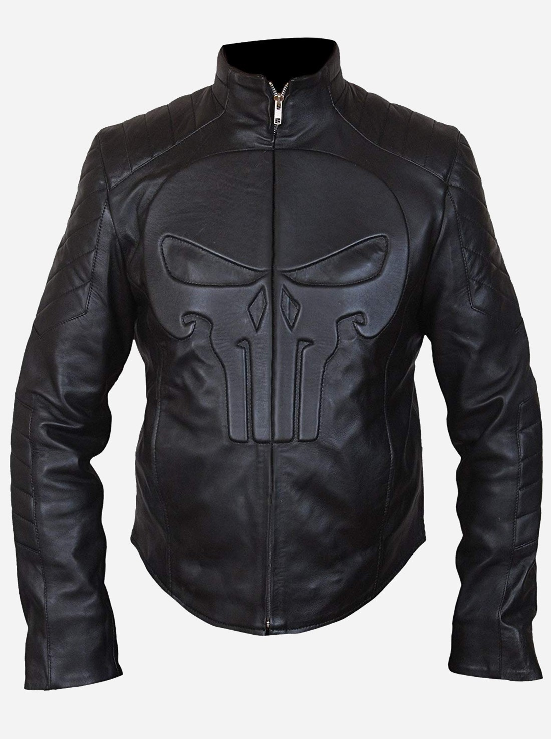 Leather Punisher Jacket