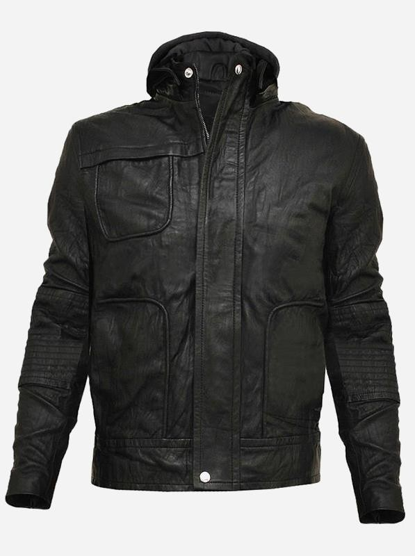 Mission Impossible Tom Cruise Leather Jacket