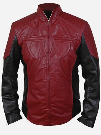 Andrew Garfield Spider Man Jacket