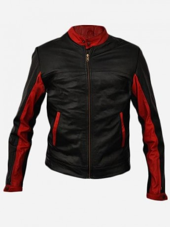 Batman Christian Bale Leather Jacket