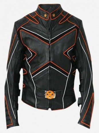 Designers Special Women's Wolverine Leather Jacket