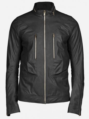 Black Sheep Leather Jacket