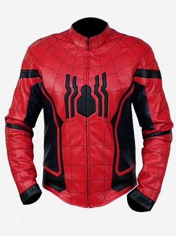 Spriderman Homecoming Jacket