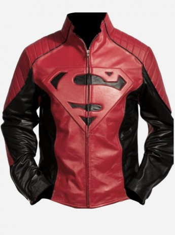 Superman Jacket Adults